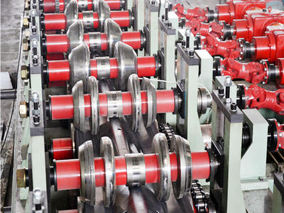 Sigma Post Roll Forming Machine
