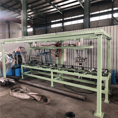 Auto Stacker for Guardrail