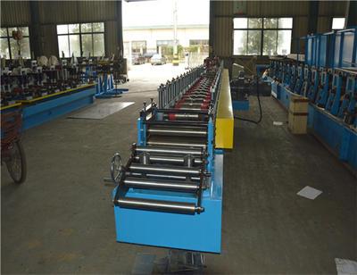 Track Rail Forming Machine