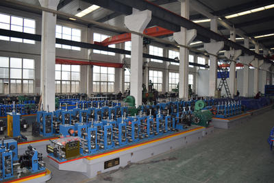 DB60 High Frequency Welded Tube Mill Line