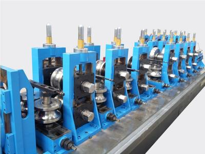 DB76 HF Straight Seam Welded Tube Mill Line